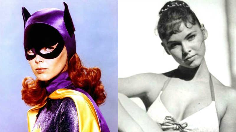 Batman Yvonne Craig