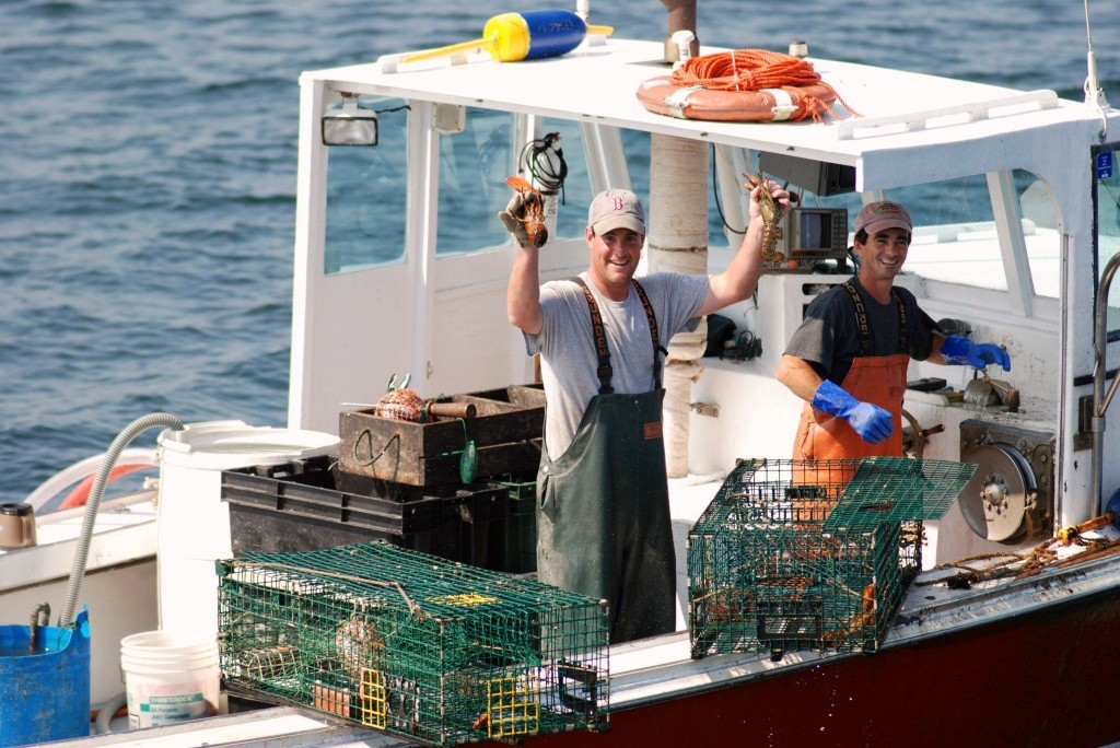 Life in the slow lane the pearl lobstering 101 for Lobster fishing in maine