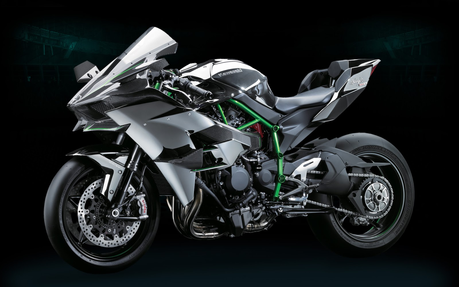 Nova Kawasaki Ninja H2 2016 Preço E Ficha Técnica Autos Novos