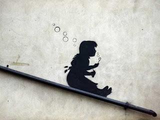 banksy karya seni