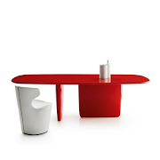EDWARD BARBER & JAY OSGERBY : TOBI - ISHI TABLE