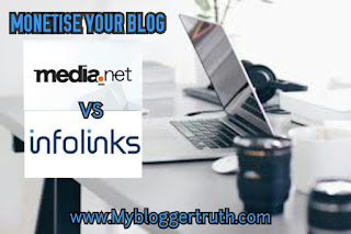 Media.net and Infolinks
