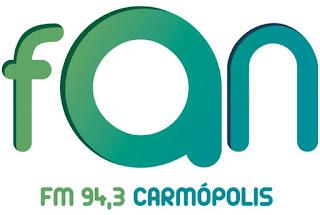 Rádio Fan FM 94.3 de Carmópolis SE