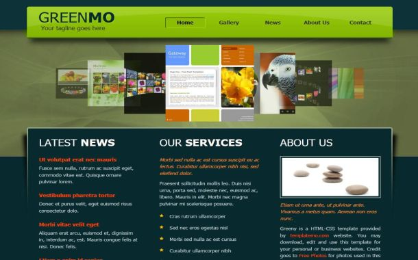 Business Website Templates Free Download Html With Css