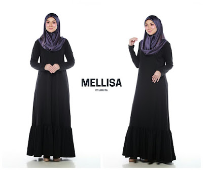 Lanafira - Mellisa long dress,