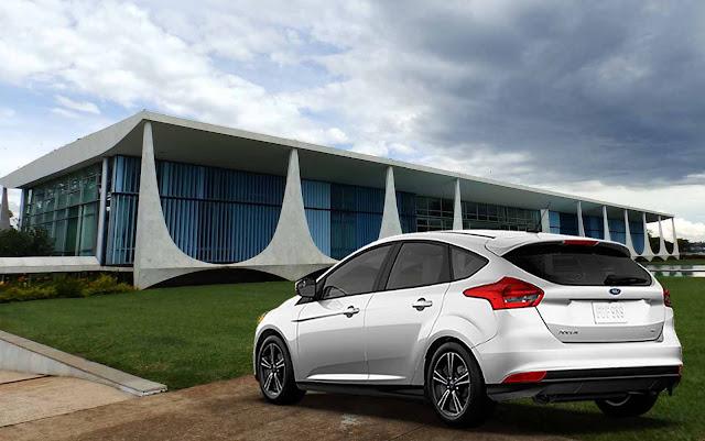 Ford Focus 2017 Selecshift - Brasília (DF) - Palácio da Alvorada
