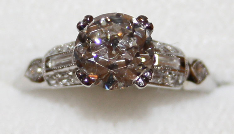 Dayward: Engagement Ring Cleaning At Home