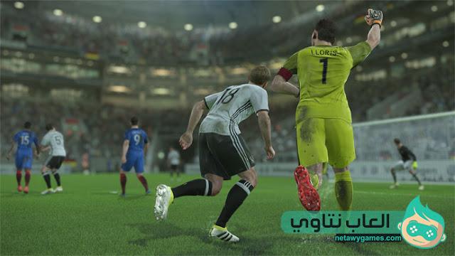 تحميل لعبة بيس 2017 للكمبيوتر DOWNLOAD PES 2017 Game