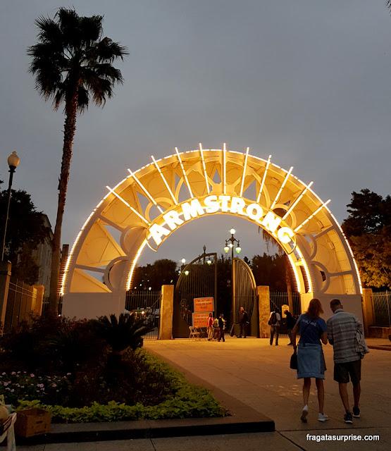 Louis Armstrong Park, Nova Orleans