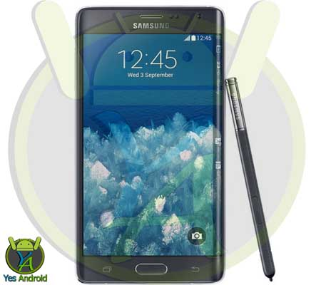 Update Galaxy Note Edge SM-N915P N915PVPU4DPD1 Android 6.0.1