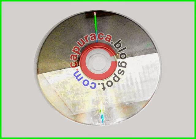 Cara merubah CD/DVD menjadi format image