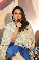 Actress Rakul Preet Singh Stills in Blue Salwar Kameez at Rarandi Veduka Chudam Press Meet  0049.JPG