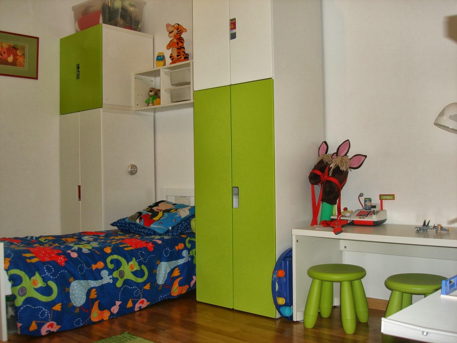 Chambre Enfant 5 Ans | Photo Idée Déco Chambre Garçon 2 3 4 ...