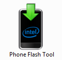 Intel Phone Flash Tool iCon