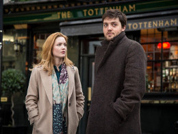 Cormoran Strike Film Location