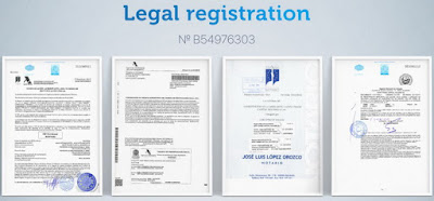 Dokumen Legalitas Cryptrade