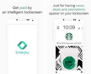 Como ganhar dinheiro apenas desbloqueando atela do smartphone