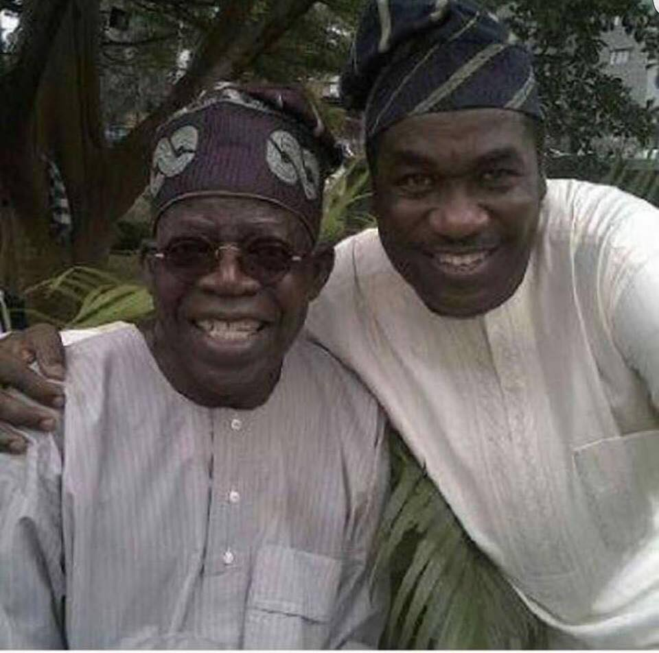 D. Governor-Elect Of Lagos State, Obafemi Hamzat Eulogizes Bola Ahmed Tinubu  At 67, Says It's A New Day To Our Great Icon, Asiwaju Bola Ahmed Tinubu.