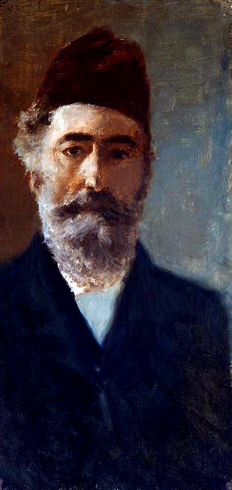 Martín Rico y Ortega, Maestros españoles del retrato, Retratos de Martín Rico, Pintores Madrileños, pintores de Madrid, Martín Rico, Martín Rico Ortega