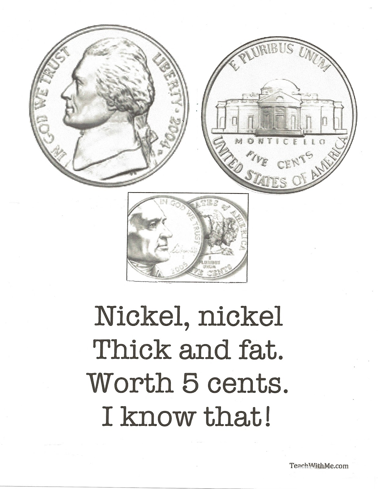 Coin Poster Poems