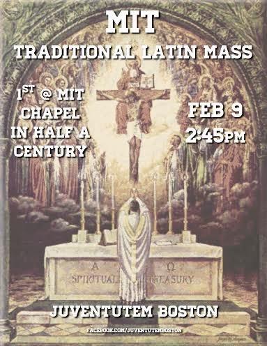 Latin mass massachusetts