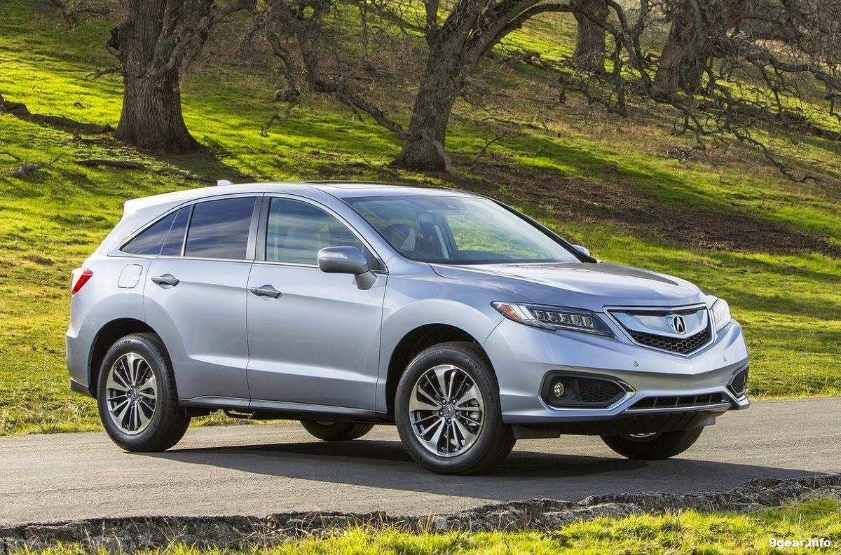 2016 acura rdx luxury crossover suv first look car reviews new car pictures for 2019 2020. Black Bedroom Furniture Sets. Home Design Ideas