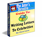 Guide To Writing To Celebrities