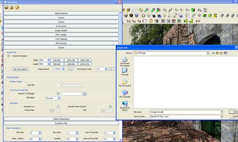 gach bong-OxkXDDX Tối ưu hóa quá trình Render Vray trong Sketup