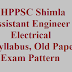 HPPSC Assistant Engineer (AE) Electrical, Syllabus, Question Paper, PDF