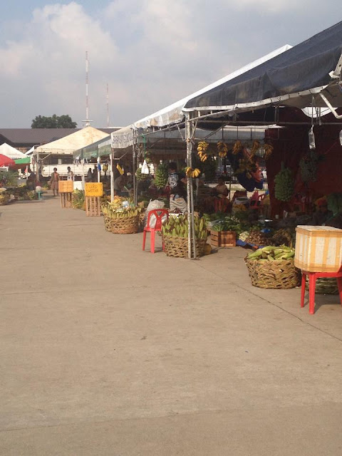 the SRP Farmers' market in Cebu City