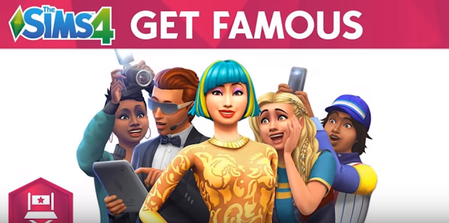The Sims 4 Get Famous Download Game For Free | Complete Setup For PC | Direct Download Link