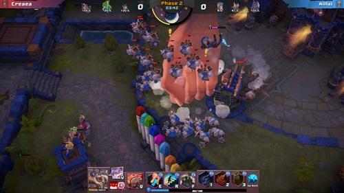 Minimax Tinyverse Gameplay
