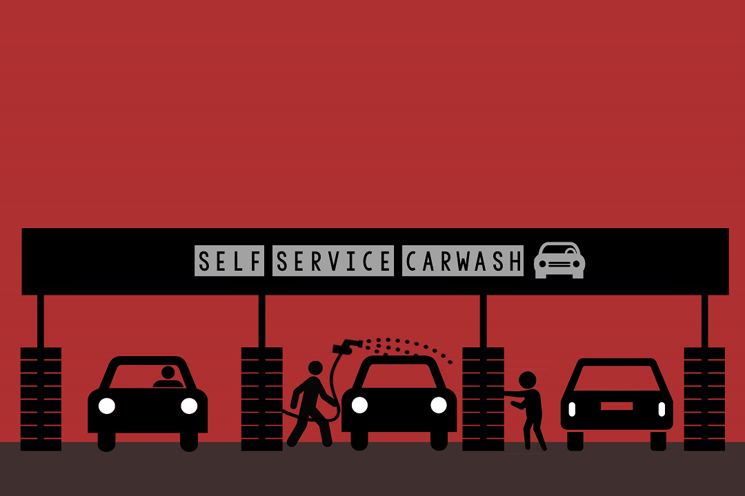 Wash Your Car Like a Pro: The 5 Benefits of Self-Service