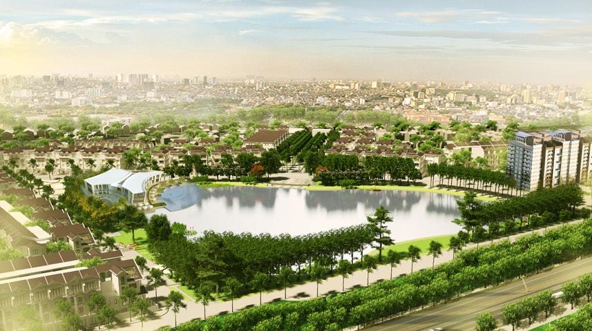 Tổng quan dự án Bách Việt Lake Garden Bắc Giang