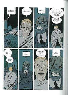"""qReseña de """"La Búsqueda en Sueños de la Ignota Kadath"""" de H.P. Lovecraft y I.N.J. Culbard"""