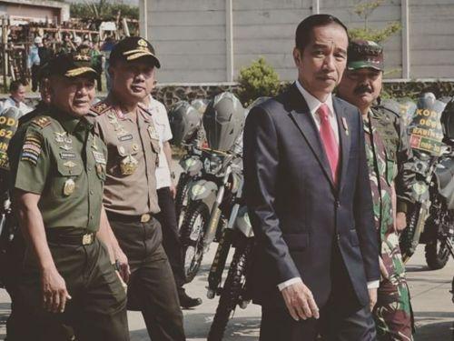 ALASKA Nilai Rezim Jokowi Membentuk Demokrasi Kekuasaan Neo Diktator