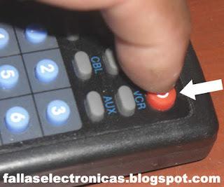 como activar mando a distancia