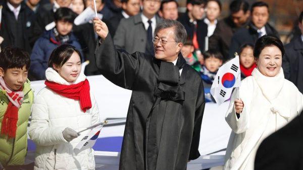 Corea del Sur enviará delegación a Pionyang el lunes
