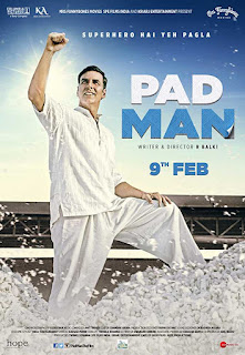 Padman (2018) : Audio Hindi : BluRay-RIP 720p 480p : Watch Online / Download Here
