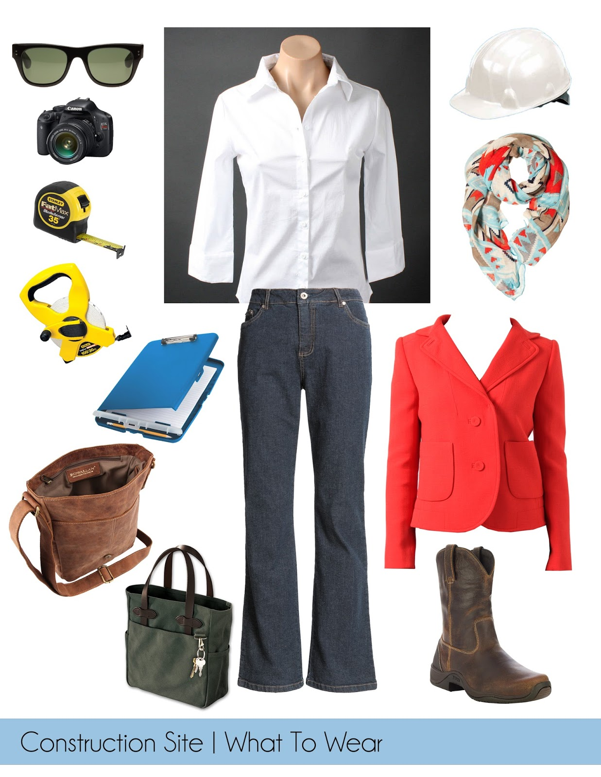 JPRchitect + Design: What to Wear | Construction Site