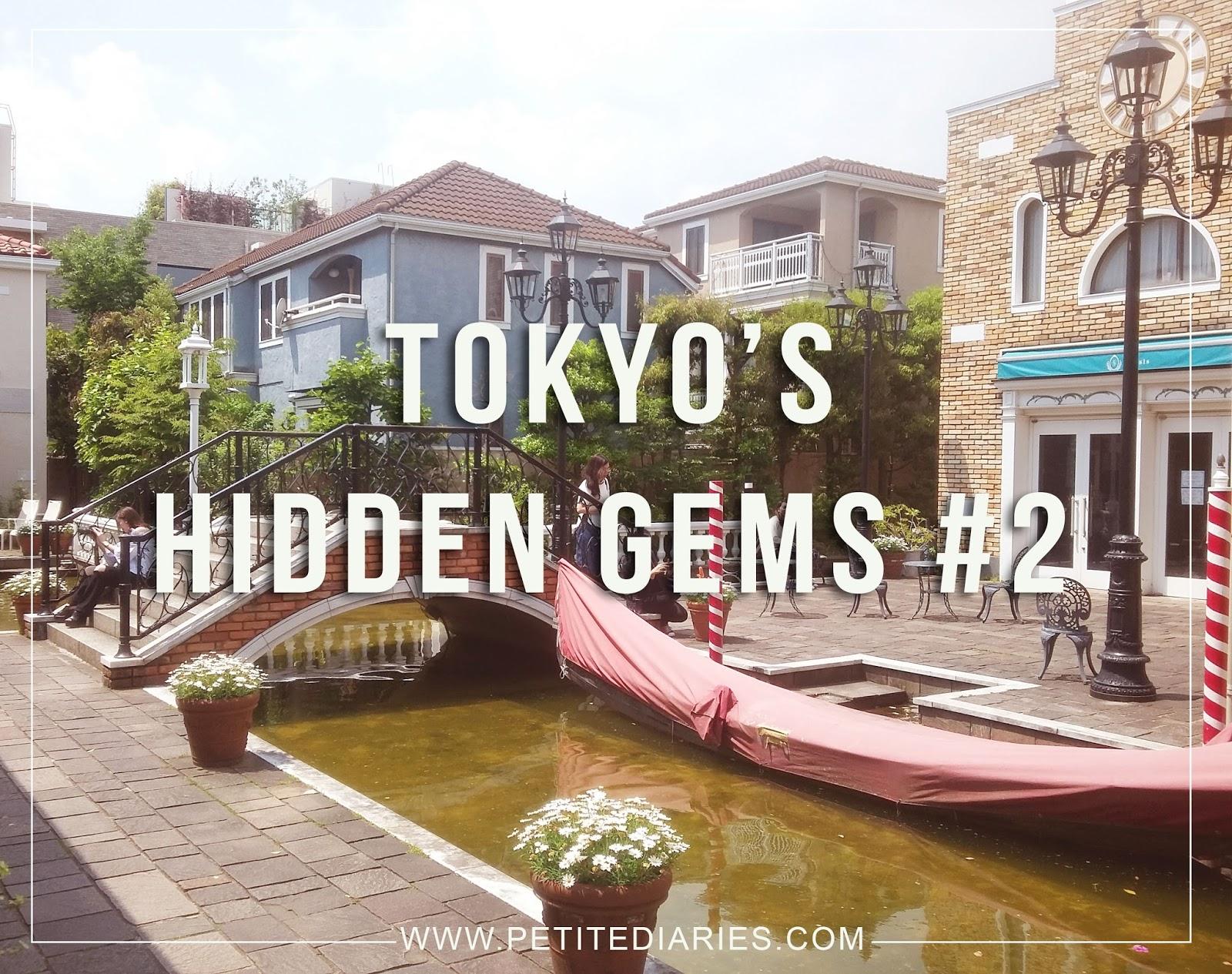 tokyo hidden gems to visit