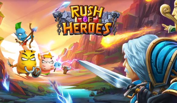 Rush of Heroes v2.3.5 APK Mod