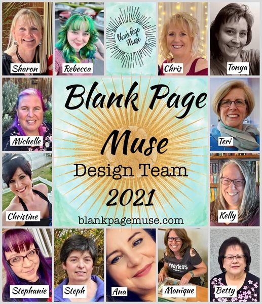 Blank Page Muse Deign Team 2021