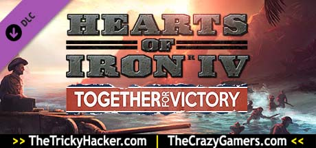Hearts of Iron 4 Together for Victory Free Download Full Version Game PC