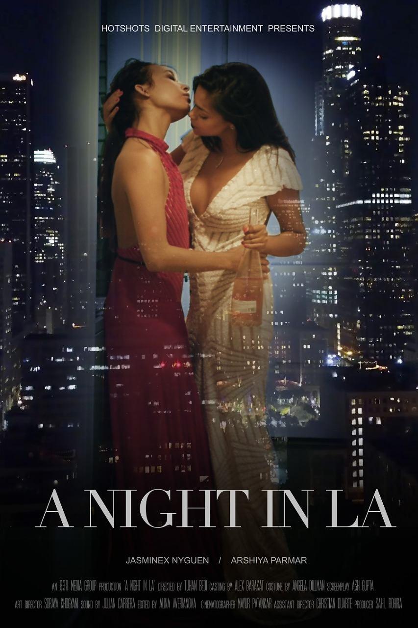 A Night in LA 2020 HotShots Originals Hindi Short Film 720p HDRip 100MB Free Download