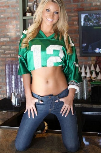 30 Hot Girls Wearing Nfl Jerseys Latest News Update