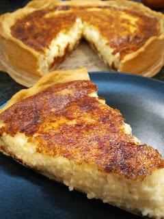 schweizer Käsekuchen