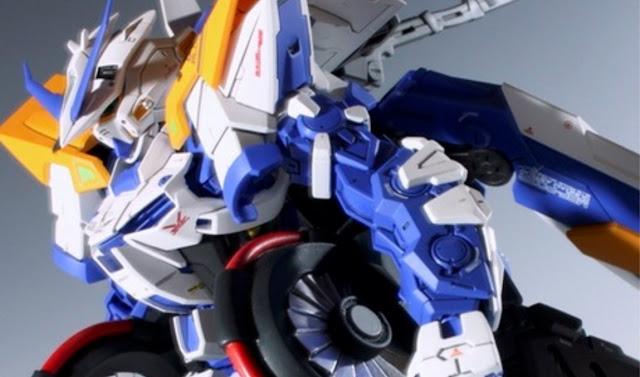 Custom Build MG 1100 Gundam Astray Blue Frame Second Revise LOHENGRIN