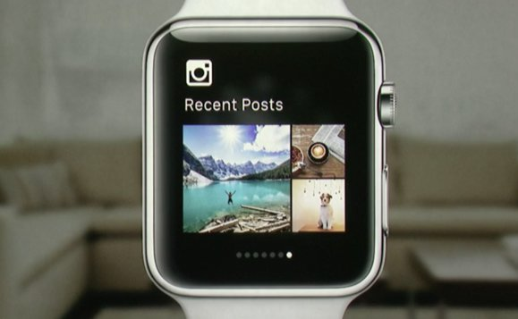 apple-watch_instagram-100572360-large The Instagram stops the application of the Apple Watch Apple