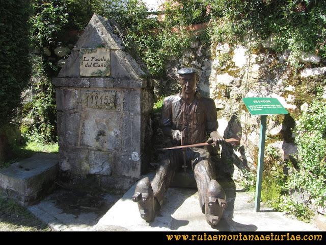 Camino Encantado Llanes: Segador